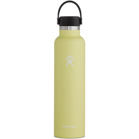 Hydro Flask Standard Mouth Gourde avec Bouchon Flex standard 709ml, pineapple
